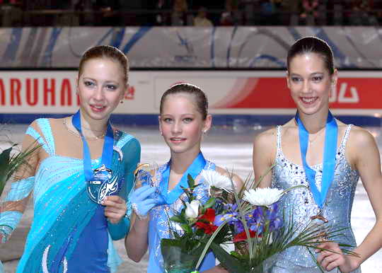 Shelepen 2018 Russian Nationals Ladies